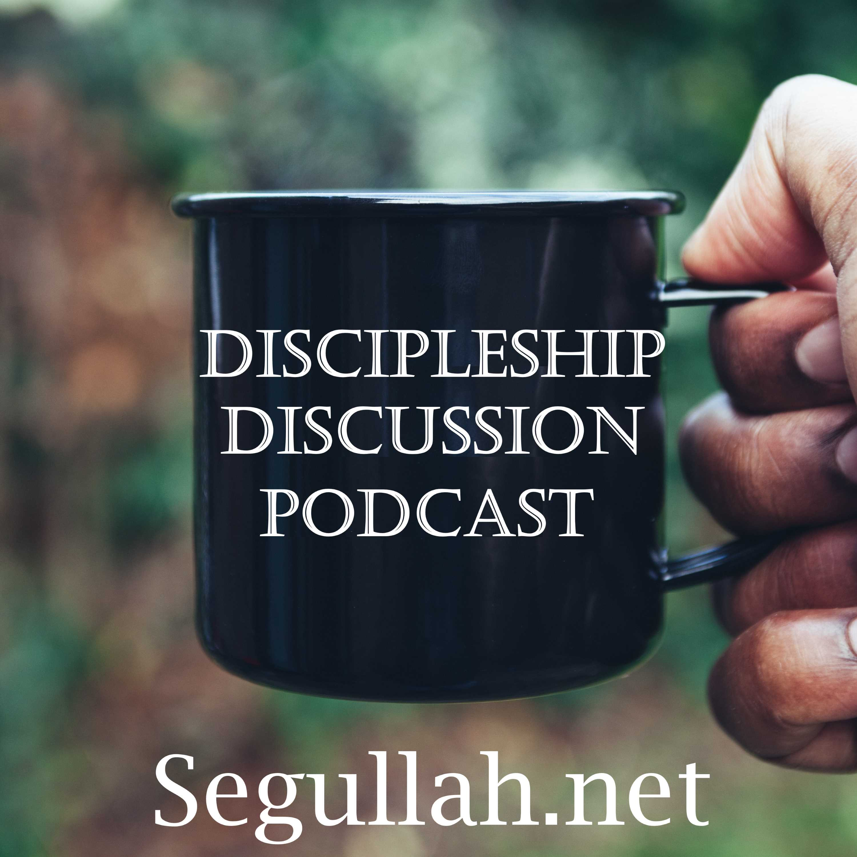 Discipleship Discussion Podcast
